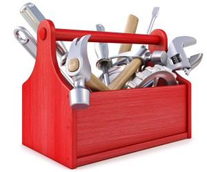 Trying to fix something without a tool is magical thinking.  One by one, I was getting new tools to add to my toolbox.