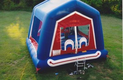bouncy-house